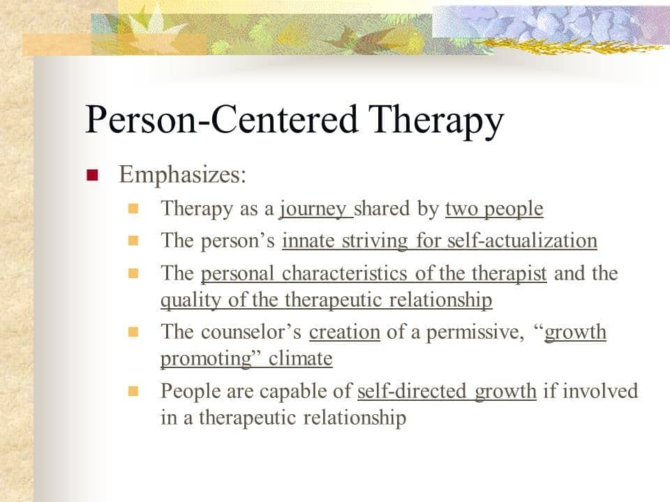 Image result for person centered therapy