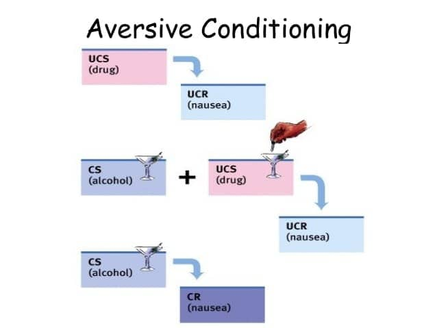 Image result for aversive conditioning
